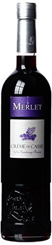 Merlet Creme de Cassis Likör (1 x 0.7 l)