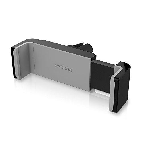 Auto Halterung UGREEN Auto Handy Halterung KFZ Lüftung Halter Auto Lüftungsschlitze für Galaxy S8/ S7/S7edge/S6/S6 Edge /S5/ iphone 5S / iphone 6 / 6Plus/7/7plus Schwarz