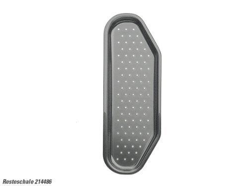 Blanco 214486 Resteschale Siebschale Küchenspüle Kunststoff grau Zubehör Spüle