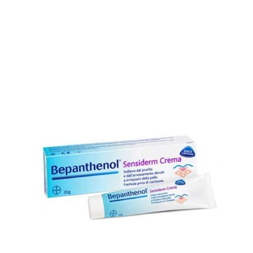 Bepanthenol-Sensiderm Crema 20g