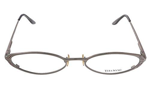 Vera Wang - Monture de lunettes -  Femme Argenté - Argent