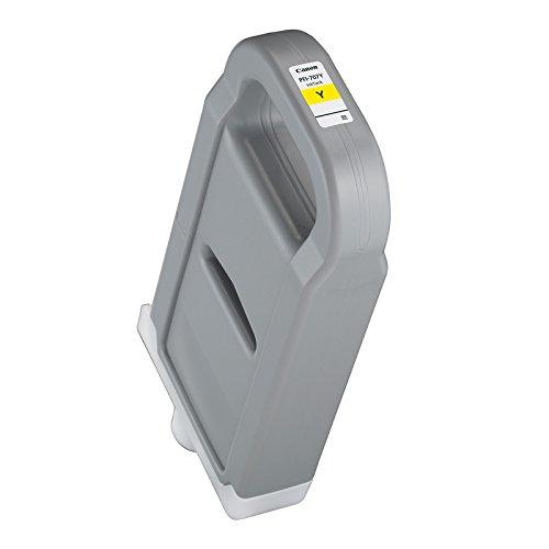 Preisvergleich Produktbild CANON PFI-707 Y Tinte gelb Standardkapazität 700ml 1er-Pack
