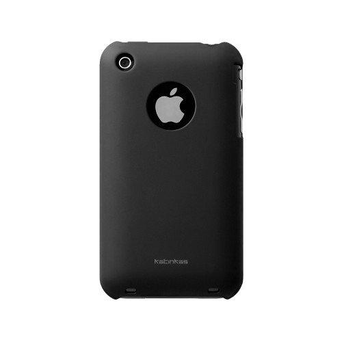 Iphone 3g Hard Snap (Katinkas Snap Hard Cover für Apple iPhone 3G schwarz)