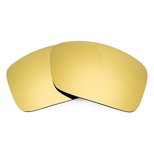 Revant Ersatzlinsen für Costa Blackfin Polarisierung Elite Gold MirrorShield®
