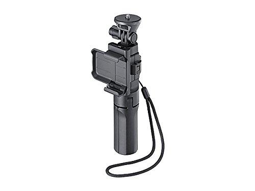 Sony VCT-STG1 Mehrzweck-Griff (Zubehör für Handheld Aufnahmen, Mini-Stativ, geeignet für Action Cam FDR-X3000, FDR-X1000, HDR-AS300, HDR-AS200, HDR-AS50) schwarz (Sony Action Cam Akku)