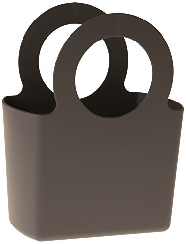 BB-Bag 8833.B91 Sac Cabas Plastique Anthracite 16 x 11,4 x 20,1 cm