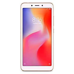 Xiaomi Redmi 6A (Gold, 16GB)