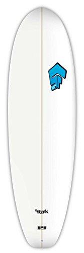 "BIC Bean Superfrog Surfboard-6\'4\"""