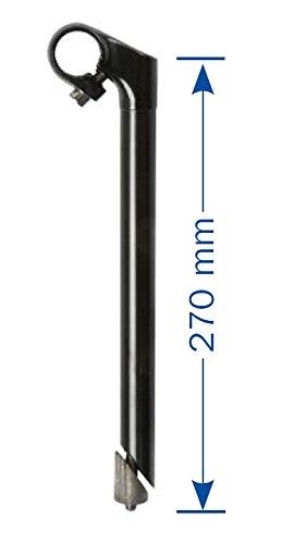 REDURO Lenkervorbau Durchmesser 22,2mm für 1 Zoll (2,54mm) Gabelschäfte 270mm Lang 1