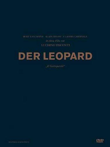 Bild von Der Leopard (+ Audio-CD) [Limited Edition] [3 DVDs]