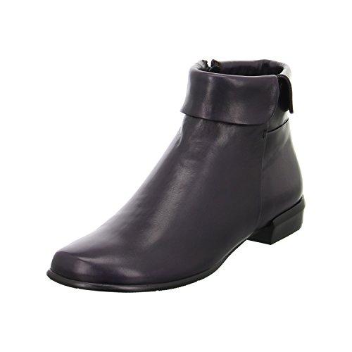Everybody Agnello Glove Damen Stiefeletten Größe 36 Violett (Violett)