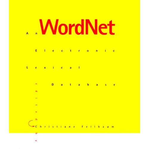 Wordnet 1.6. CD-ROM