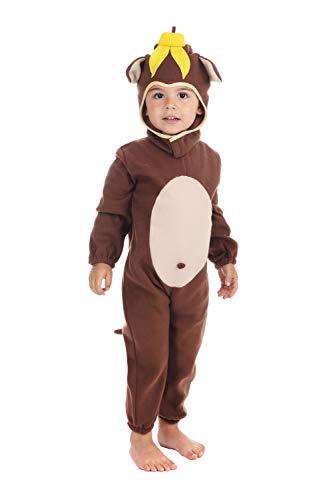 Dress Babys Kostüm Fancy Cute - Bristol Novelty Affe Kostüm für Kleinkinder