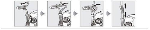 Beiuns universal weiche Farbstreifen Kameragurt Trageriemen Kamera Gurt Schulter Strap Belt Tragegurt Schultergurt Neck Gürtel für Einzel DSLR SLR Camera von Leica NIKON Sony Canon Olympus Pentax usw. - 9