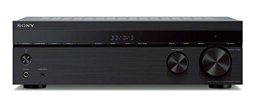 Sony STR-DH590 AV Receiver (5.2-Kanal, 4K HDR, Verbindung über HDMI, Bluetooth und USB) schwarz