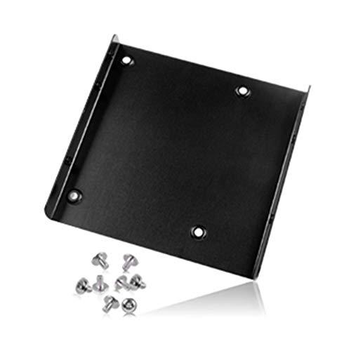 Velidy Festplatteneinschübe für 6,35 cm (2,5 Zoll) auf 8,9 cm (3,5 Zoll) SSD-Festplatten aus Metall
