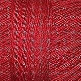 50g AIDA-Garn - Farbe: 8047 - burgund - Stärke 10