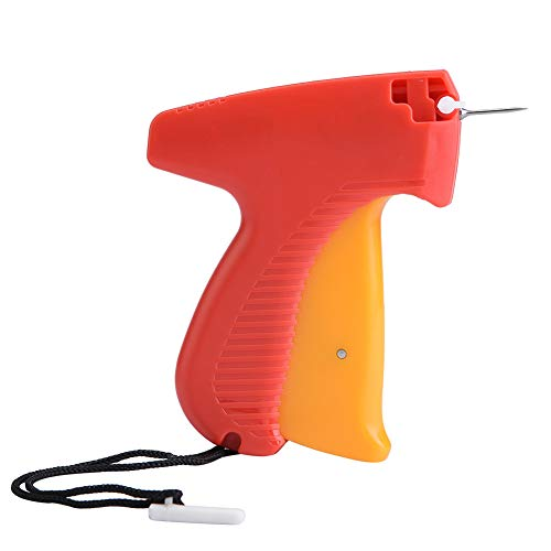 er feines Nadel-Preisetikett-Tagging-Waffe, kommerzieller Tagger für Kleidungsstück, rot ()