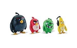 Angry Birds 6027803-Deluxe Figura de acción, modelo surtido, 1 unidad