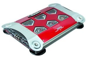 Boss R935, 5-Kanal Mosfet Power Amplifier, 4x 80 Watt RMS + 1x 150 Watt @ 4 Ohm Stereo, Verstärker (1-kanal-boss Verstärker Auto)