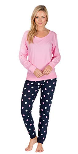 bcd5990976 Best Deals Direct Ladies Short Sleeve Pyjama Set Summer Lounge PJS (Small  (8-