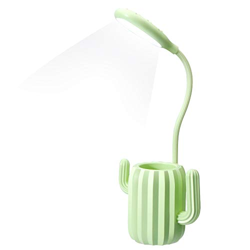 Desk Lamp, Green