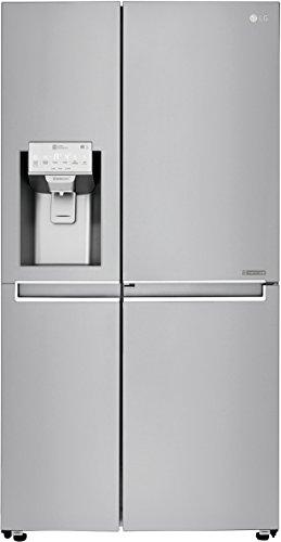 LG Electronics GSJ 961 NEBZ Kühlschrank / Side-by-sideA++ / 376kWh/Jahr /179 cm / 405 L Kühlteil / 196 L Gefrierteil / edelstahl / No Frost