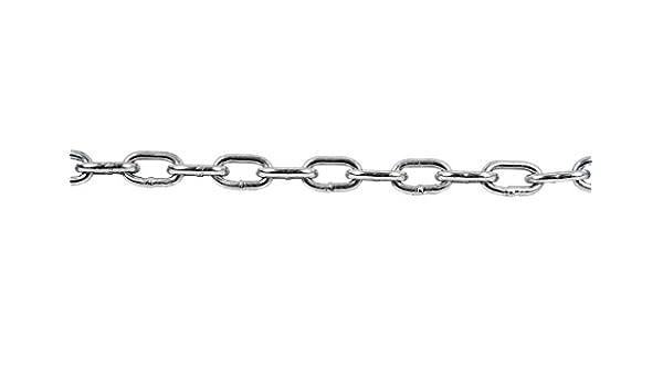 Steel, 2.5/mm CoFan 10600025/Zinc Plated Chain