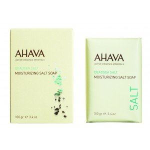 Ahava Savon Hydratant Aux Sels 100g