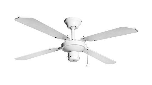 Orbegozo CF 03105 B – Ventilador de techo sin luz, 50 W...