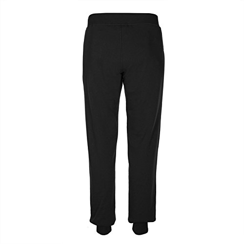Jeep Herren J Man Napped Sweatpants W/Pockets Logo Small J6w Hose Black/Military