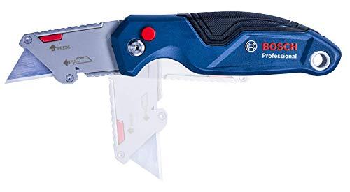 Bosch Professional - Cúter plegable (de aluminio fundido, en blíster)