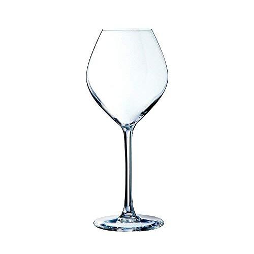 Chef & Sommelier Coffret de 6 Verres à vin Blanc Grands cépages 35 cl