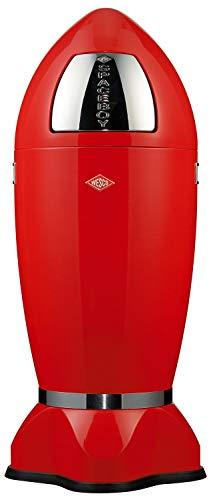 Wesco Abfallsammler Spaceboy Rot 35 Liter