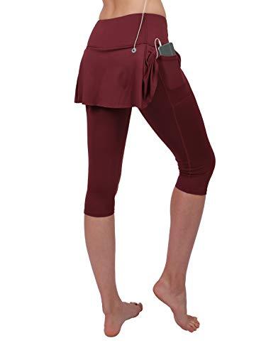 Rock Yoga Leggings US -Standard 2-in-1 ()