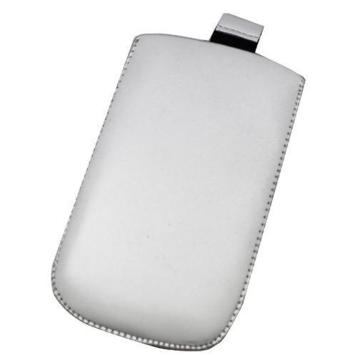 Schutzhülle, Weise Leder XL für Huawei U8850Vision