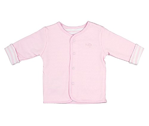 Feetje Unisex - Baby - Wendejacke Babykleidung 513.069 rosa (192) Gr. 50