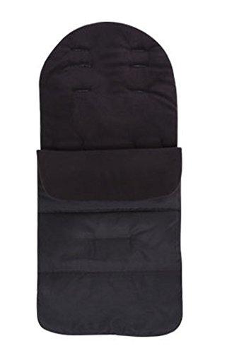 Universal Winter Fußsack für Kinderwagen & Buggy,Warm Schlafsack Snuggly Padded Gemütliche Zehen für Kinderwagen