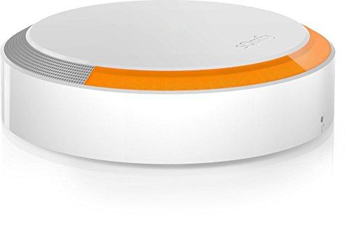 SOMFY - Sirena Esterna Antifurto Wireless I Collocamento Esterno Casa I Rilevamento...