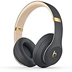 Beats Studio3 Casque sans Fil - Collection Skyline de Beats - Gris