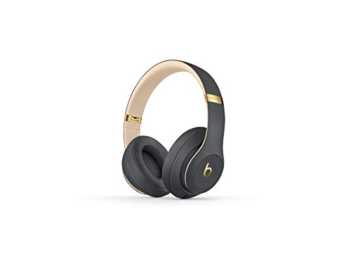 Beats Studio3 Wireless Over-Ear Kopfhörer - Die Beats Skyline Collection - Asphaltgrau Wireless Binaural Noise Cancelling Headset