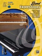 Alfred Publishing 00-EMCB1017CD Band Expressions Book One: Student Edition Music Book 00 Band