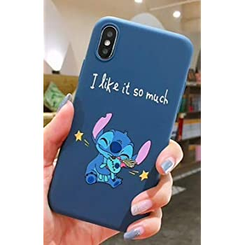 coque iphone xs silicone stitch