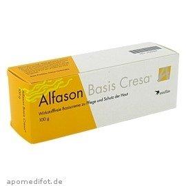 Basis Creme (ALFASON BASIS CRESA 100g Creme PZN:2545809)