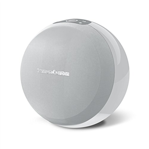 Harman/Kardon Omni 10 Sistema Altoparlante Audio HD Wifi Wireless con Bluetooth e Firecast per Riproduzione Suono Surround Dispositivo/Multicanale, Bianco