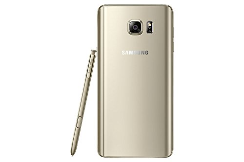 Samsung Note 5 DS (Gold Platinum, 32GB)