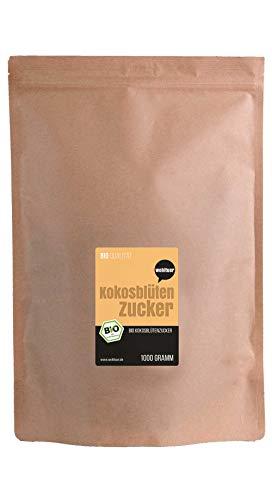 Wohltuer Bio Kokosblütenzucker 1kg