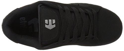 Etnies Fader, Chaussures de Skateboard Homme Noir (Black Silver Sum 569)