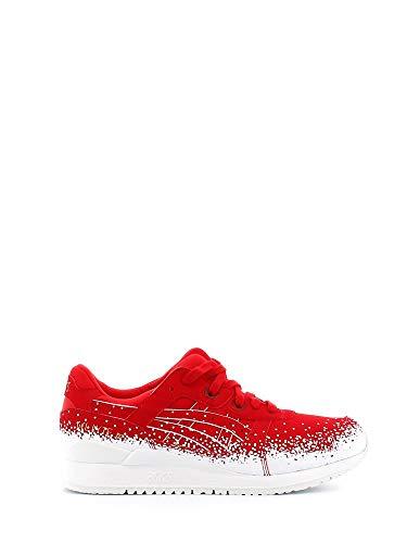 Asics Gel Lyte III Damen Sneaker rot weiß