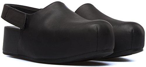 Camper Isamu K200411-001 Compensées Femme Noir